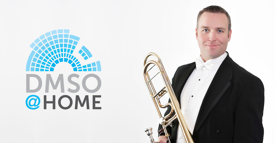 DMSO at Home Live: Casey Maday