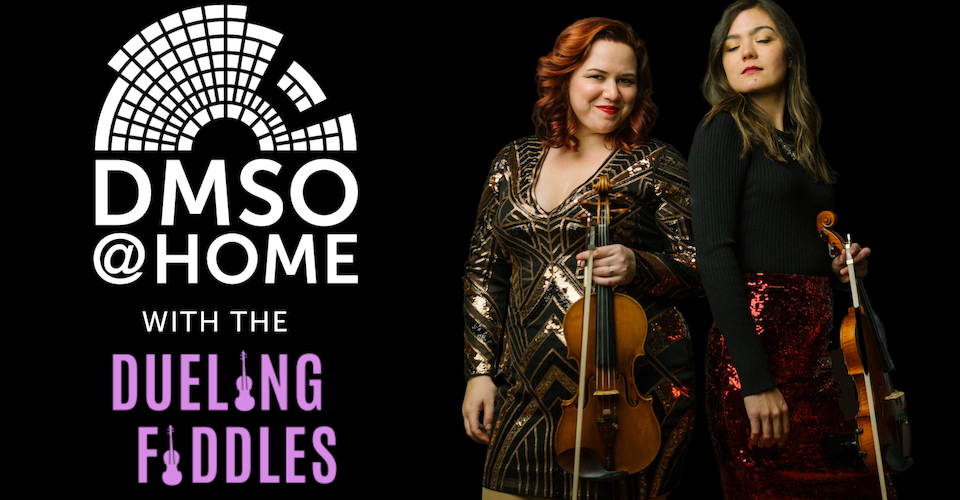 DMSO at Home Live: The Dueling Fiddles