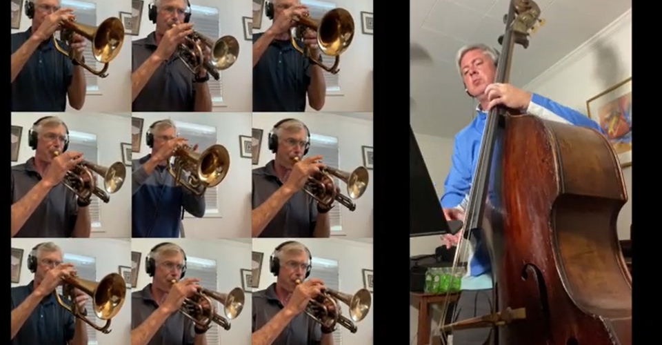 DMSO at Home: Andrew Classen & Steve Charlson