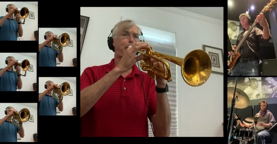 DMSO at Home: Andrew Classen, Steve Charlson, & Mark Grimm