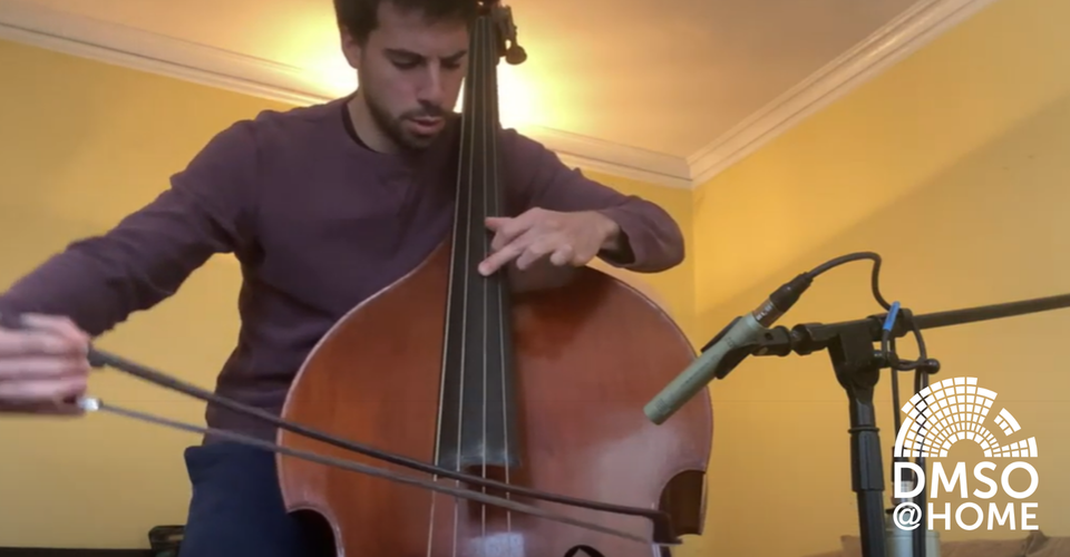 DMSO at Home: Dominic Azkoul