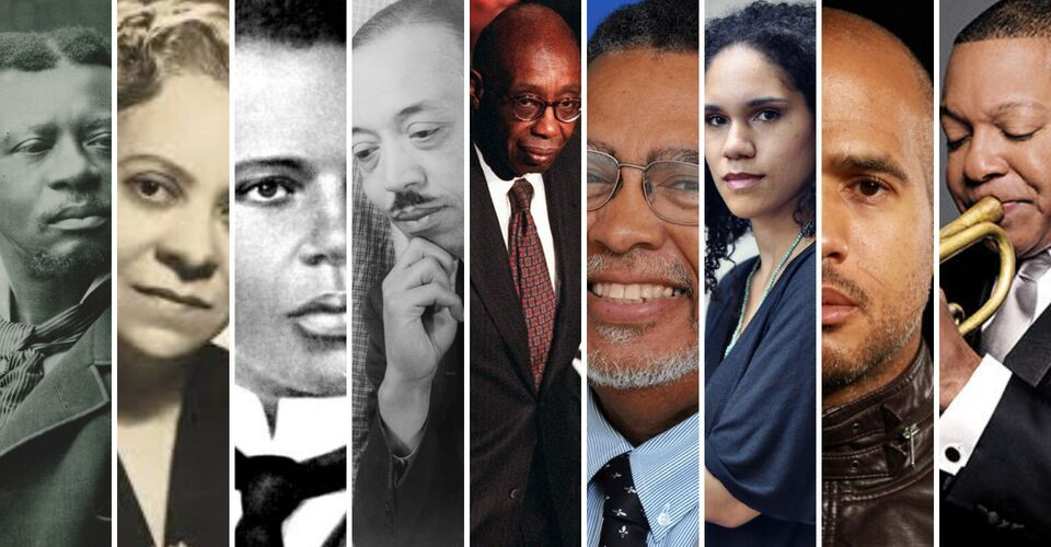 DMSO Listening Room: Highlighting Black Composers