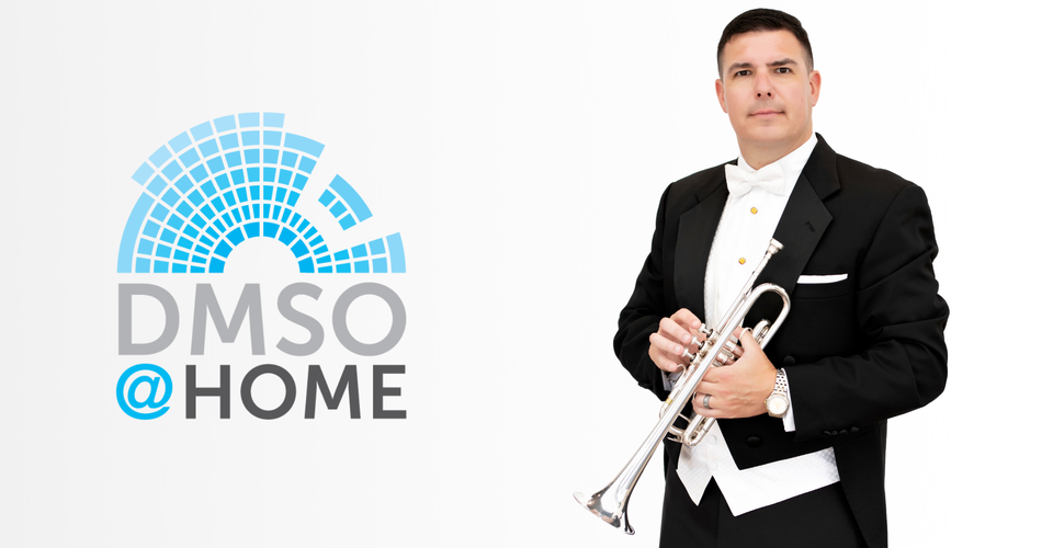 DMSO at Home Live: Andrew Bishop's Trumpet Challenge