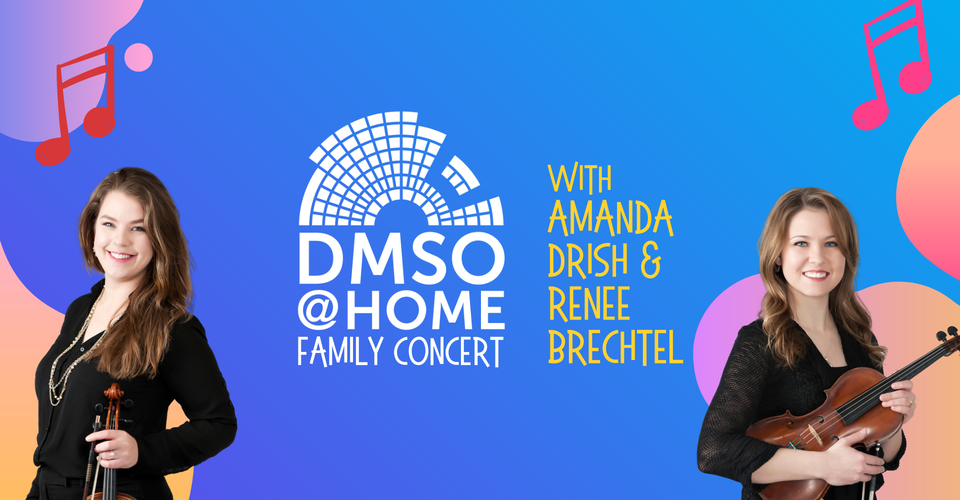 DMSO at Home Live: Family Concert