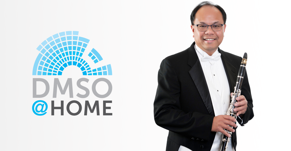 DMSO at Home Live: Clarence Padilla with Cynthia Giunta