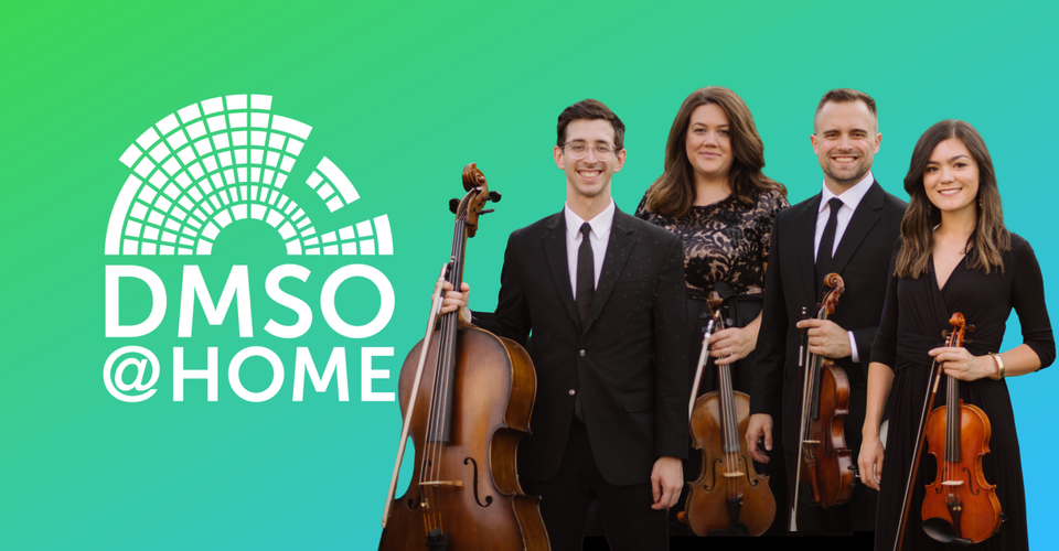 DMSO at Home Live: Quartet 515