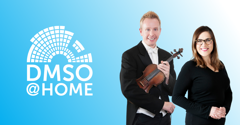 DMSO at Home Live: John Helmich & Sophia Ahmad