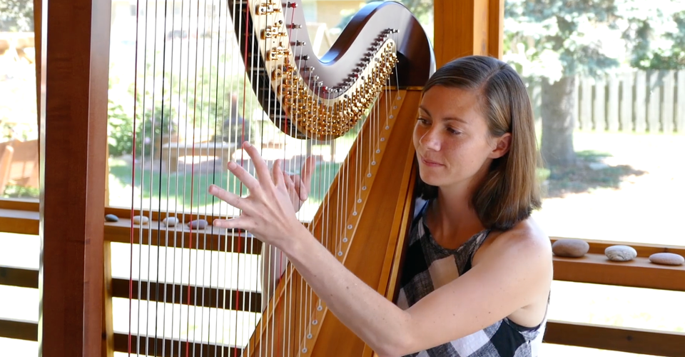 DMSO at Home: Erin Brooker-Miller in the Garden