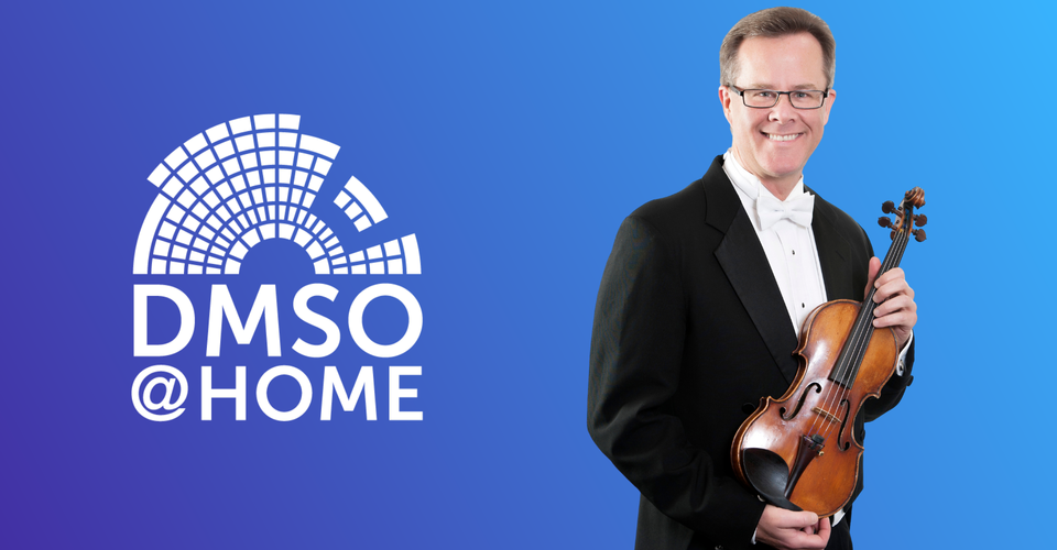 DMSO at Home Live Premiere: Jonathan Sturm