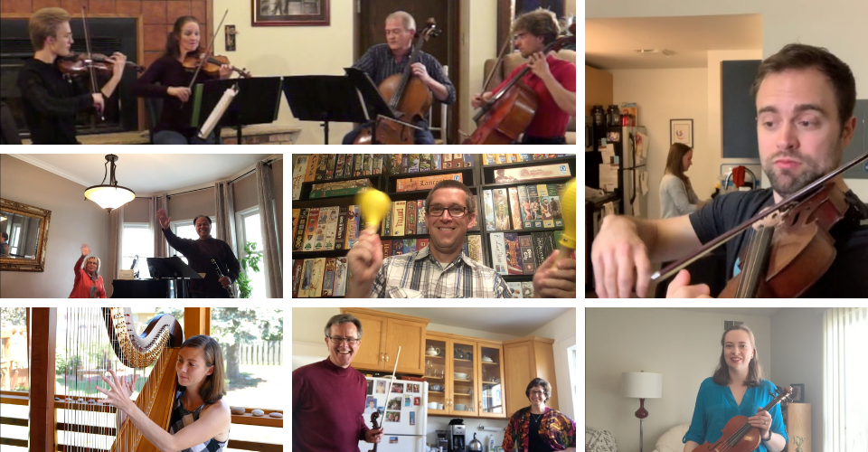 DMSO at Home: 10 Videos to Watch Again