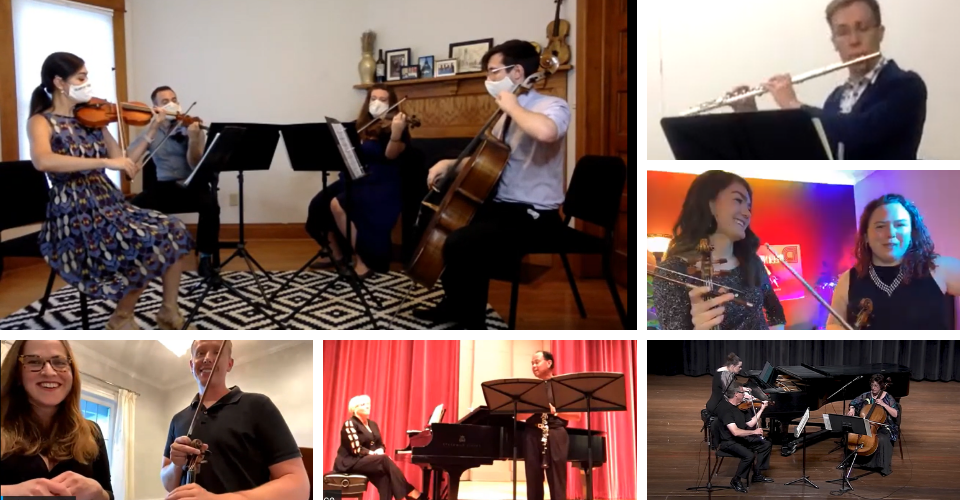 DMSO at Home: 10 Livestreams to Watch Again