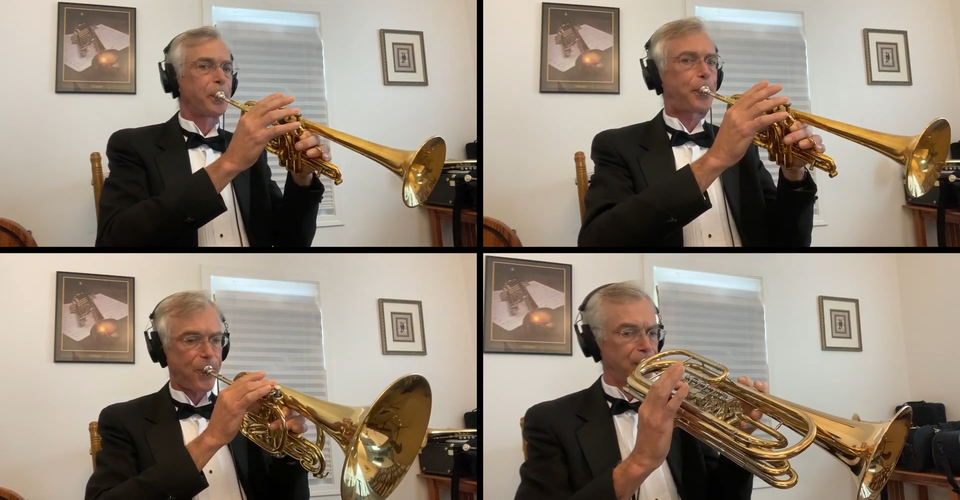 DMSO at Home: Andy Classen Trumpet Concerto