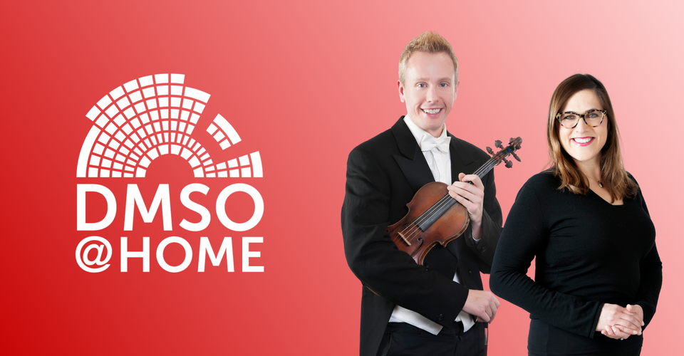DMSO at Home Live: Happy Holidays with John Helmich & Sophia Ahmad