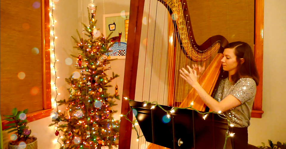 DMSO at Home: Christmas Eve with Erin Brooker-Miller