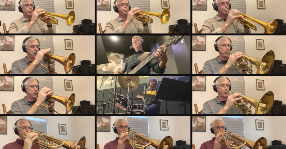 "DMSO at Home: Andrew Classen ""One More Time"""