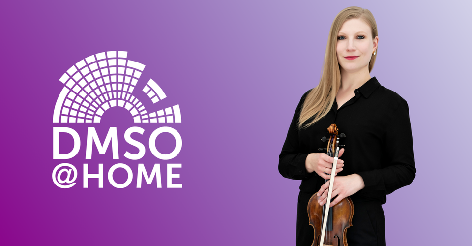DMSO at Home: Madeline Capistran