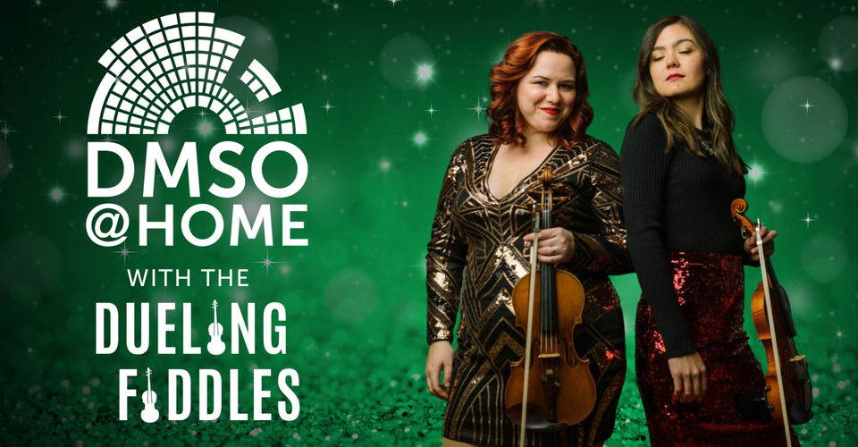 DMSO at Home: The Dueling Fiddles