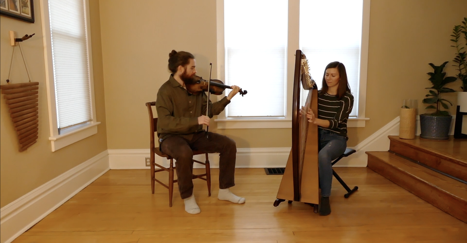 DMSO at Home: St. Patrick's Day with Erin Brooker-Miller