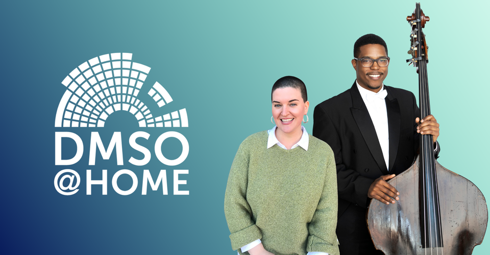 DMSO at Home Live: Jason Wells and Lisa Harrigan