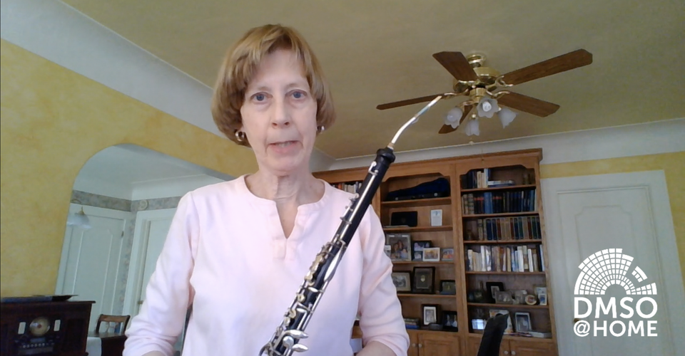 DMSO at Home: Sue Odem